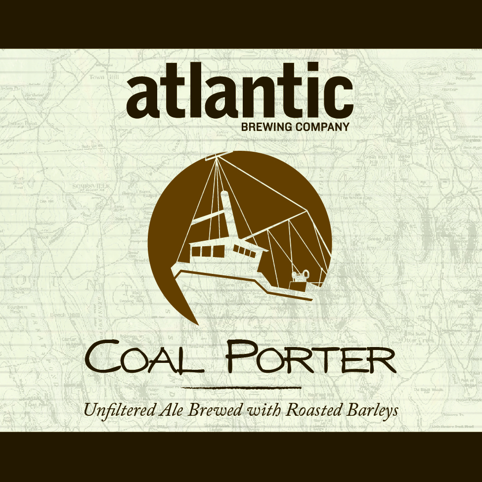 COAL PORTERThere is a much debate in the brewing world about the difference between porters and stouts. At one time the two were even considered synonyms. Nowadays porters are often more malted, while stouts tend to be more roasted in flavor. When we decided to add a dark beer to our repertoire we chose to pursue the rich, chocolate tones of a porter. This ale continues to gather accolades in the beer world for its strong malt backbone and well-balanced, bitter hops.