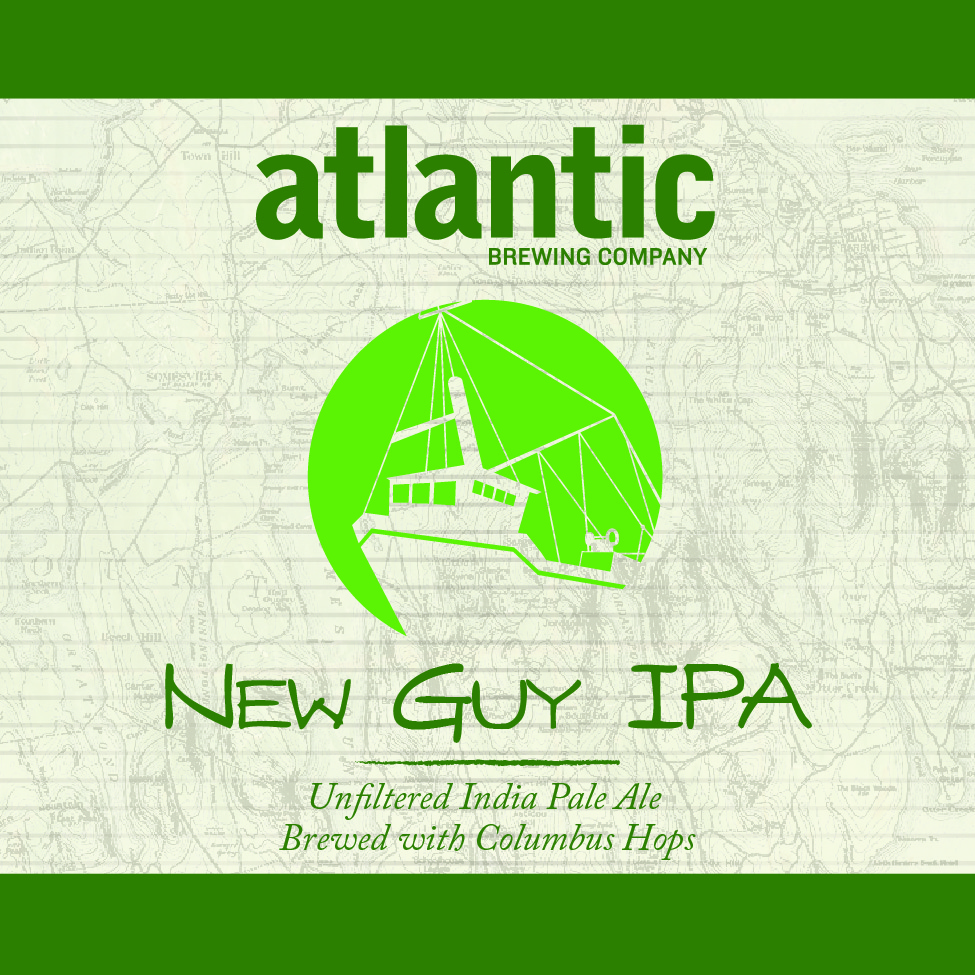 NEW GUY IPA