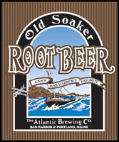 OLD SOAKER ROOT BEER