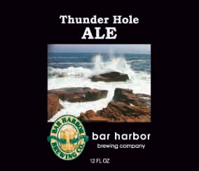Thunder Hole Ale