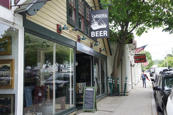 Atlantic-Brewing Downtown Bar Harbor