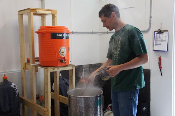 Bar Harbor Brewing Process
