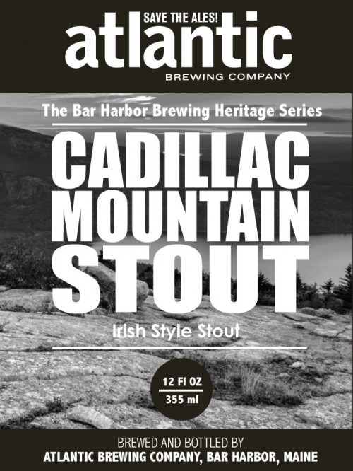 Cadillac Mountain Stout