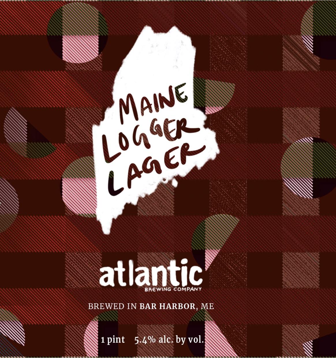 Maine Logger Lager