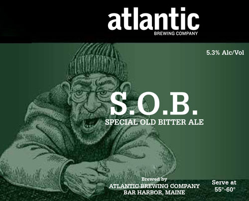 SPECIAL OLD BITTER (S.O.B)