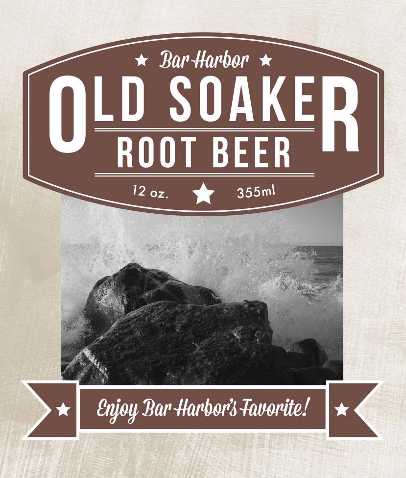 OLD SOAKER ROOT BEER
